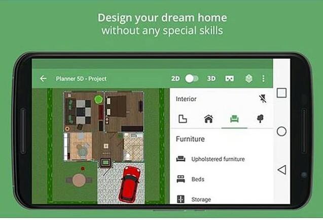 Home design apps