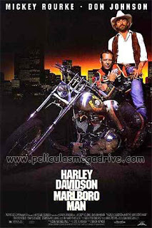 Harley Davidson And The Marlboro Man (1991) [Latino-Ingles] [1080P] [Hazroah]