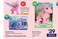 My Little Pony Cotton Candy Limited Edition Retro Plush