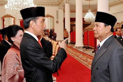 Hindari Kesan Perpecahan, Gerindra Tolak Rekonsiliasi Jokowi-Prabowo