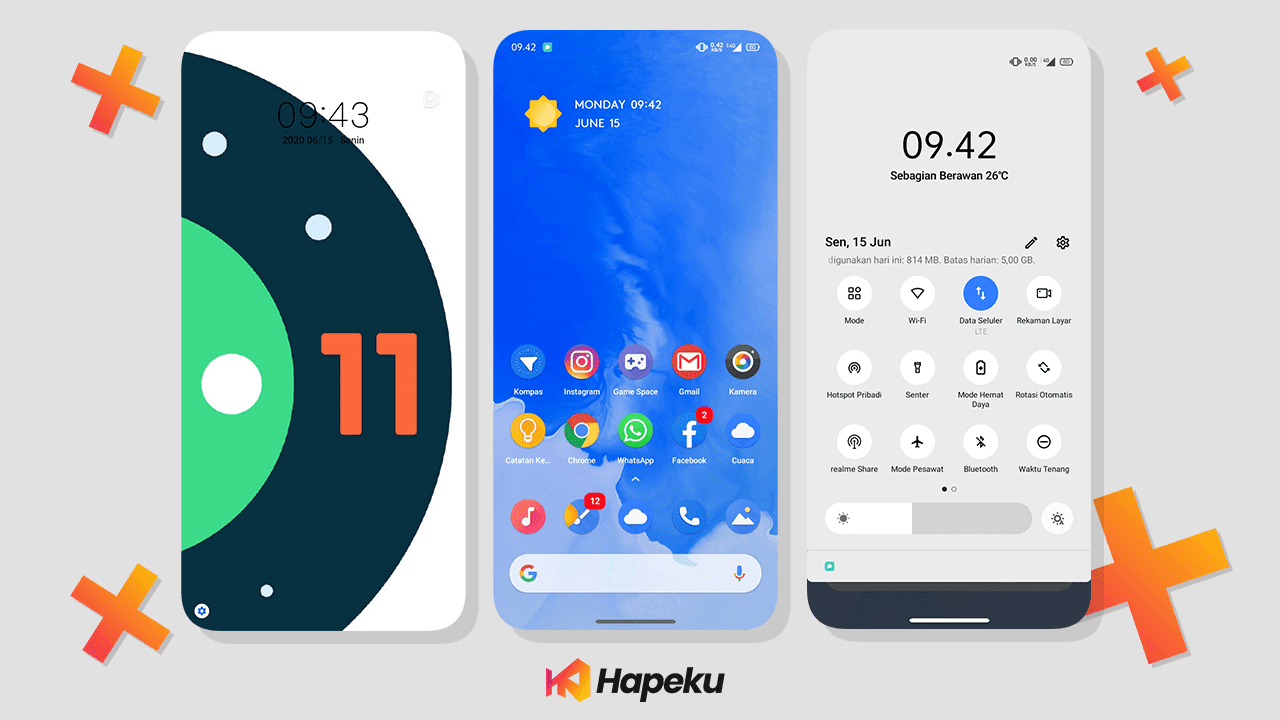 Tema Android 11