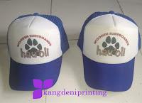 Trucker Hat Print