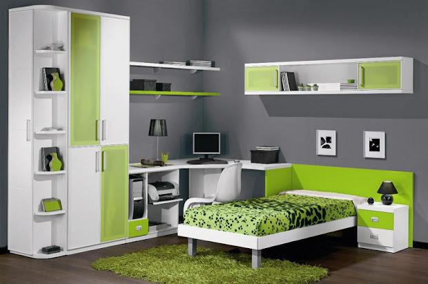 modern kids rooms furniture ideas