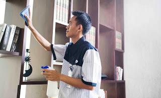 ⇒ Lowongan Kerja Posisi Office Boy (Pria)
