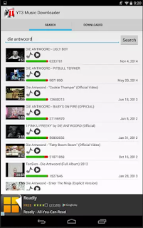 YT3 Music Video Download v3.4 Mod APK