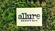 Allure September 2019 Beauty Box  |Award Season