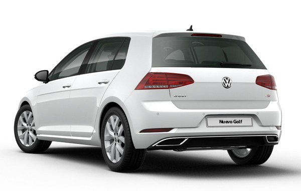 Volkswagen Golf 250 TSi Highline