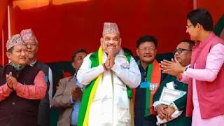 पश्चिम बंगाल चुनाव: अमित शाह और जेपी नड्डा करेंगे रोड शो और रैलियां, कोरोना प्रोटोकॉल पर EC की बैठक | #NayaSaberaNetwork