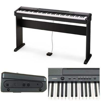 Ưu, nhược điểm của đàn piano điện Casio CDP – 120