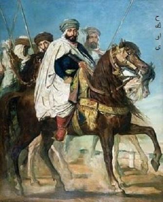 فاتح الأندلس  طارق بن زياد