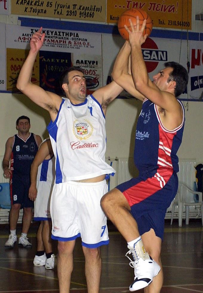 Ρετρό: Φωτορεπορτάζ από τον αγώνα Ζέφυρος-ΑΕ Φοίνικα για τη Β΄ ΕΚΑΣΘ ανδρών την περίοδο 2003-2004