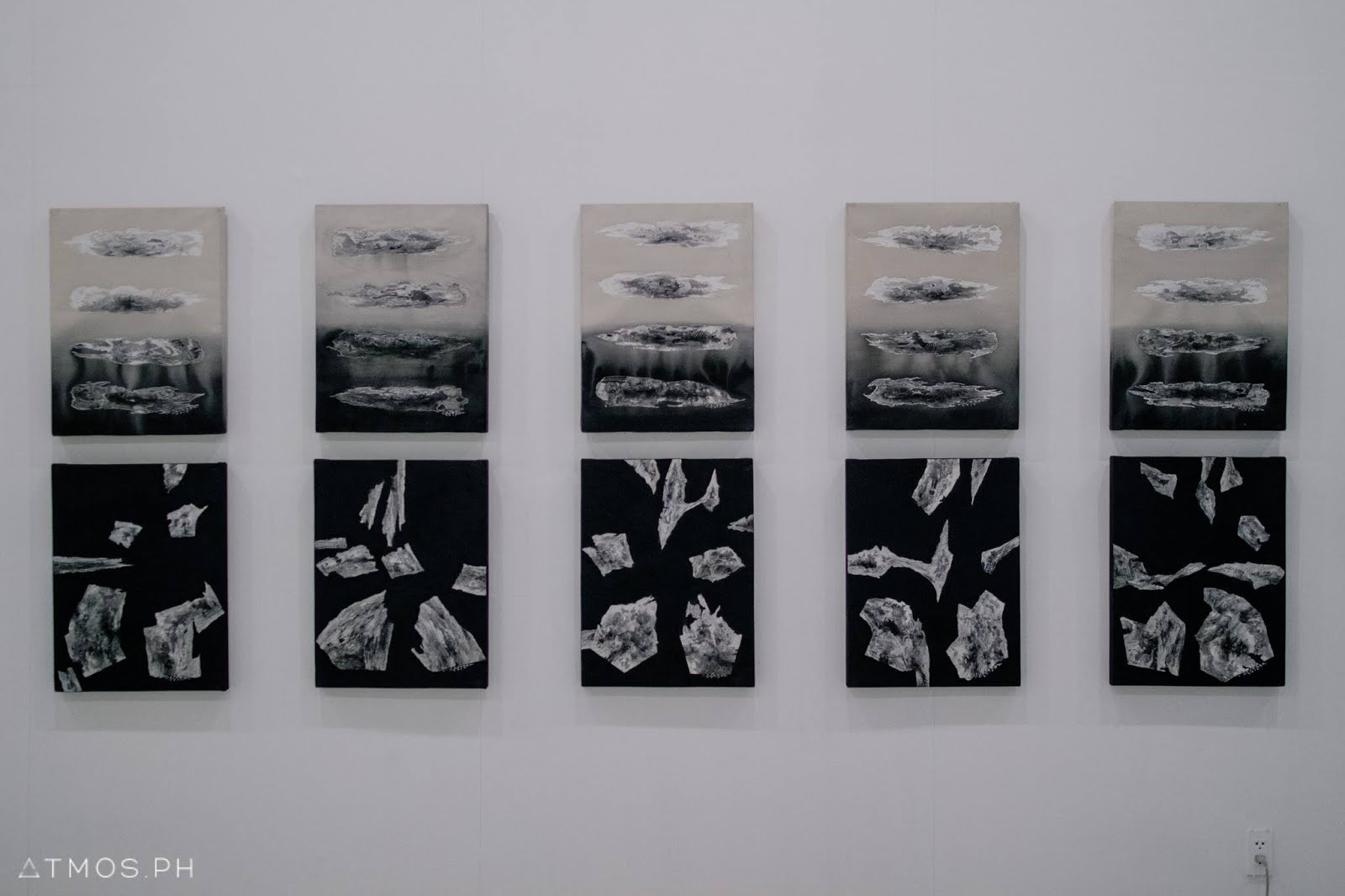 """Known for his advocacy-driven works, the Pinoy Icon 2011 - Juan Luna awardee opened his newest solo show entitled """"Habitat"""" on Saturday at gallery i in Iloilo City Proper. Art, Advocacy, Habitat, PG Zoluaga, Iloilo, Environment, Community, Activism, Commentary, Fine Arts, ViVa ExCon, gallery i"""