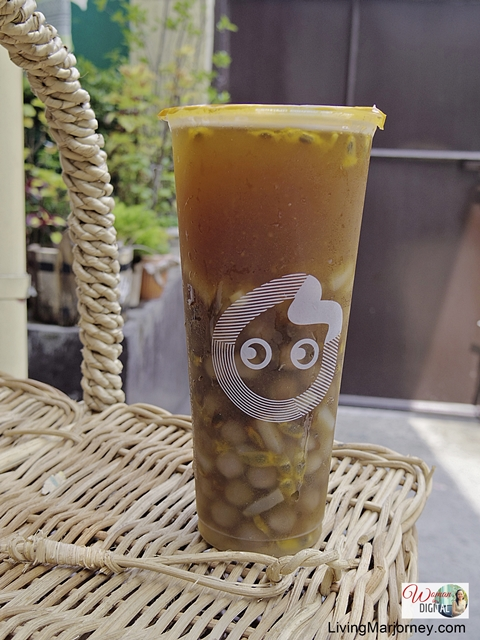 Coco Passion Fruit Tea
