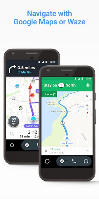 Tải Android Auto Apk phiên bản mới nhất cho điện thoại Android e