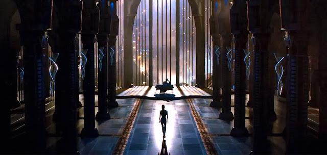 Sala tronului în Jupiter Ascending