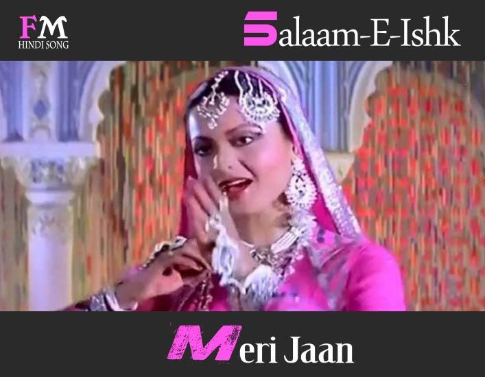 Salaam-E-Ishk-Meri-Jaan-सलाम-ए-इश्क़-मेरी-जाँ-Muqaddar-Ka-Sikandar (1978)