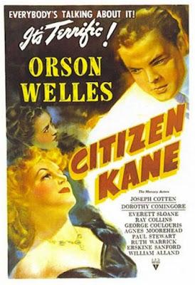 El ciudadano Kane es el orgullo y la alegría del fallecido Orson Welles