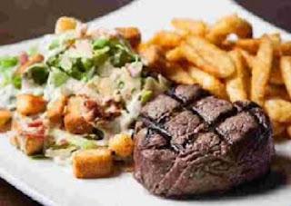 Brunswick Hotel Rump Steak