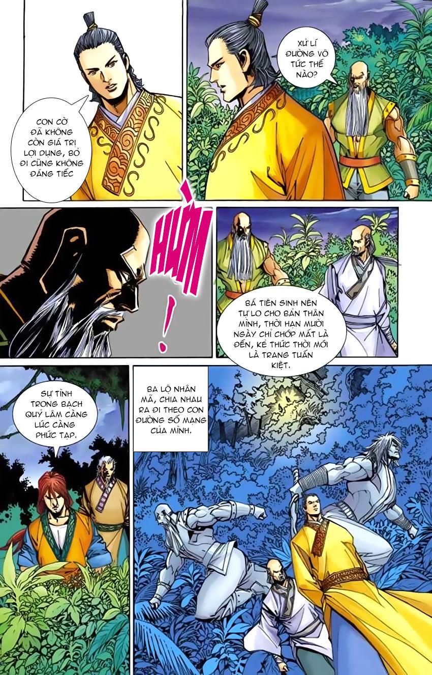 Bạch Phát Quỷ chap 6 - Trang 5
