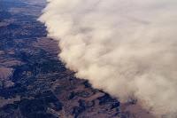 Haboob over Colorado