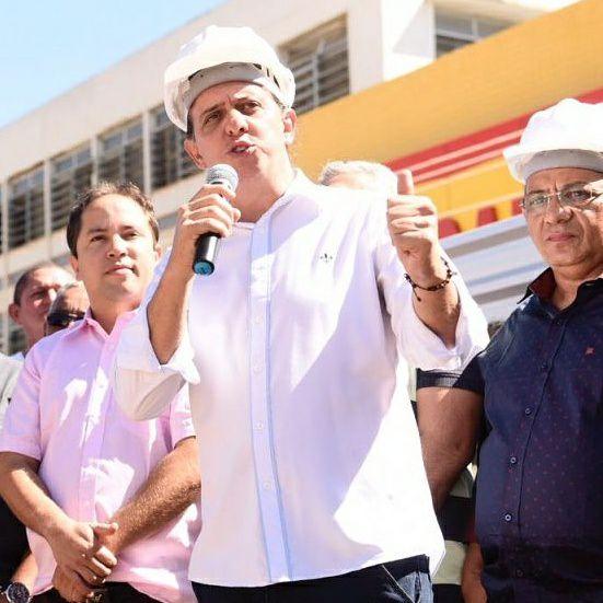 Prefeito Fábio Gentil afirma que edital do Concurso Público de Caxias será lançado nesta segunda-feira(05)