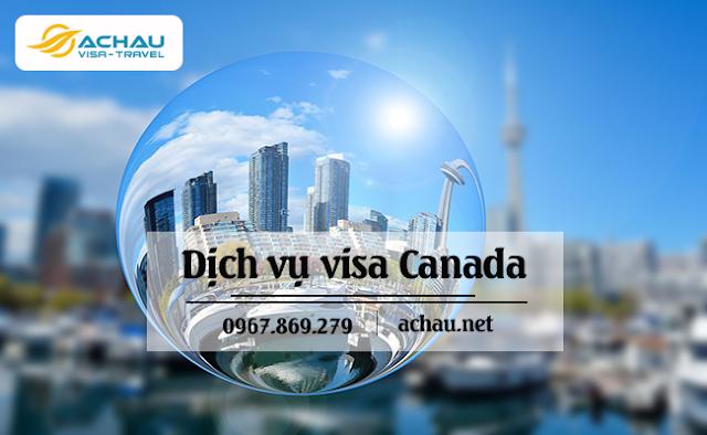 Kinh nghiệm xin visa Canada