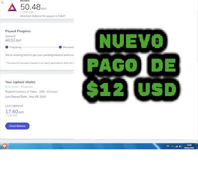 NUEVO PAGO recibido de $12 USD Solo por TENER este Navegador
