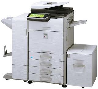 Sharp MX-3110N Printer Driver Download - Windows, Mac, Linux