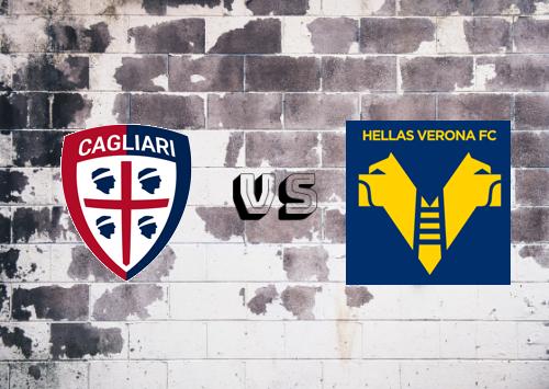 Cagliari vs Hellas Verona  Resumen