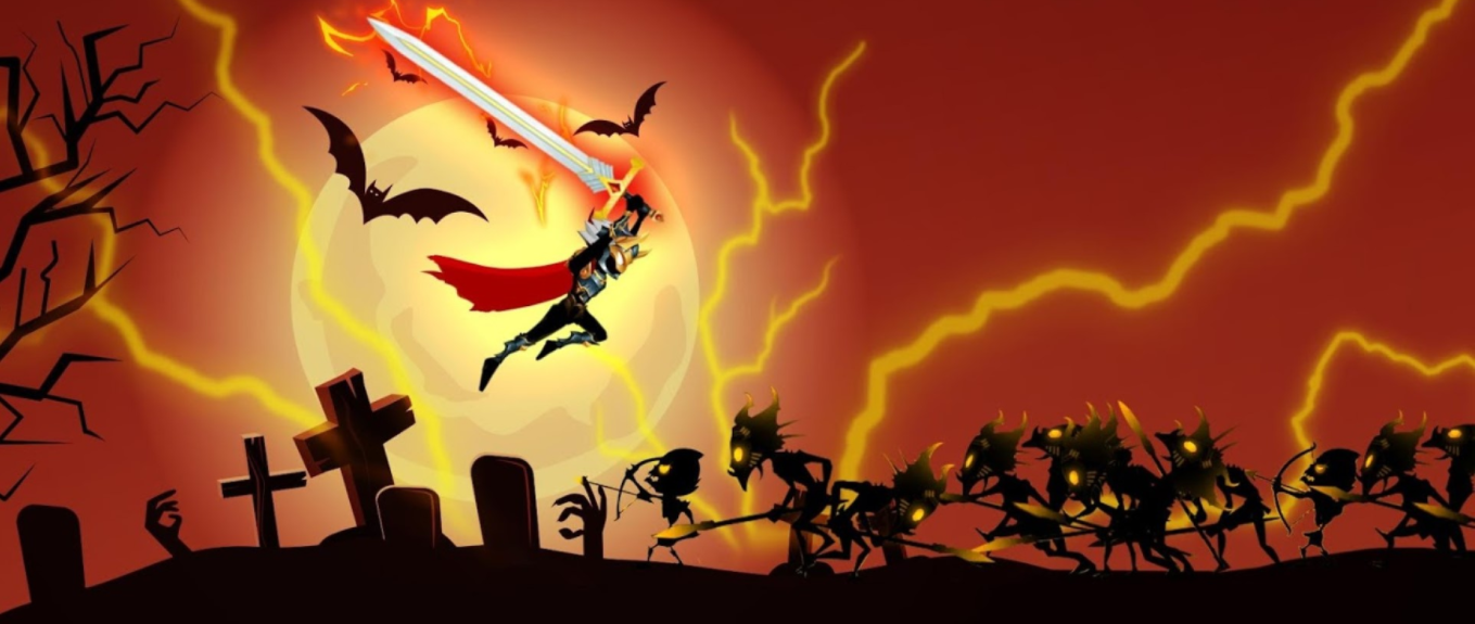 Stickman Legends: Shadow Wars v2.4.69