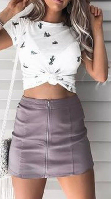 10 Cute Summer Outfit Ideas for 2019 – Hot Summer Style