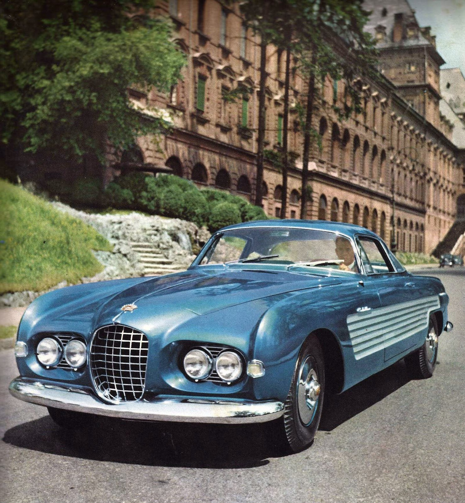 Poeschl On Cars Lovely Rita Cadillac Ghia