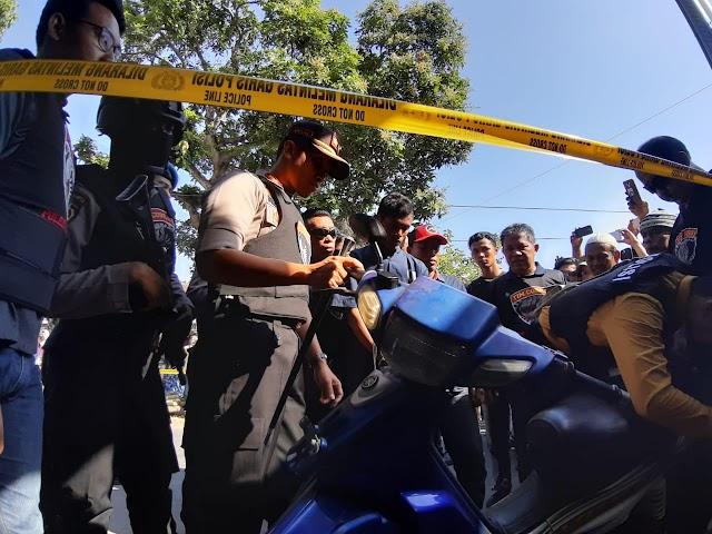 Pakai Motor Curian Saat Lebaran, Ketahuan Pemilik Asli Saat Silaturahmi, Akhirnya Ketangkap
