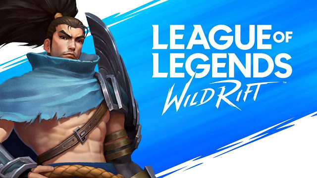 League Of Legends : Wild Rift-mergezone