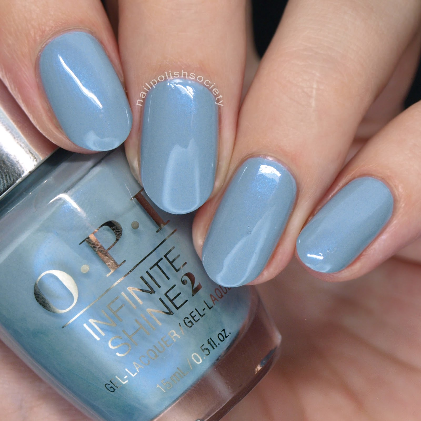 Nail Polish Society: OPI Iceland Fall/Winter 2017 Collection