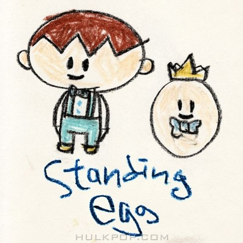 Standing Egg – Keep Going – Single