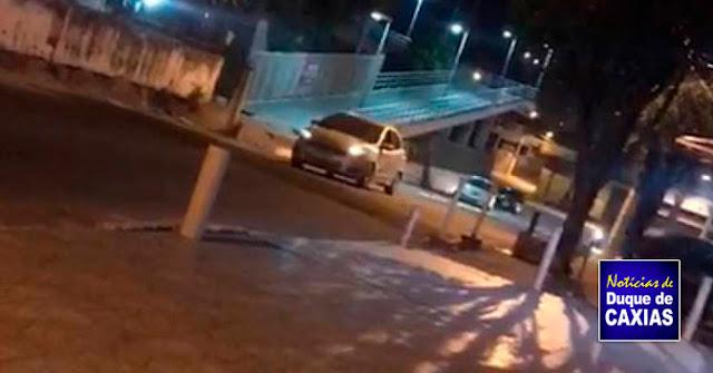 Intenso tiroteio assusta moradores do Gramacho, em Duque de Caxias