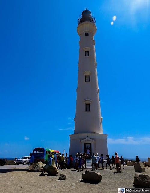 Light House em Aruba - Diário de Bordo: cruzeiro pelo Caribe