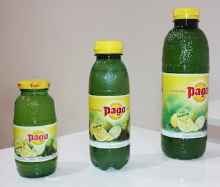Pago citron
