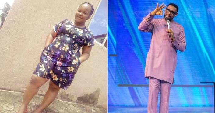 Nigerian Lady Defends COZA Pastor, Begs Him To Do This To Her... GUESS WHAT????