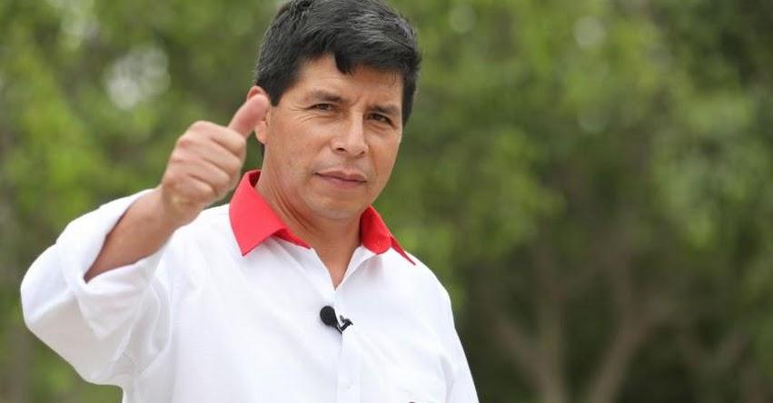PEDRO CASTILLO DIO SU «PALABRA DE MAESTRO»: Seremos respetuosos de la Constitución Política