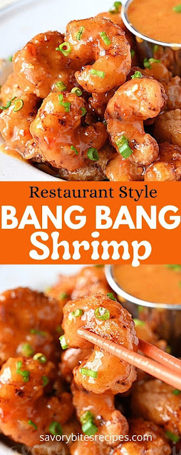 better than restaurant bang bang shrimp