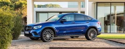 Mercedes GLC Coupe Serisi Mükemmel Tasarım