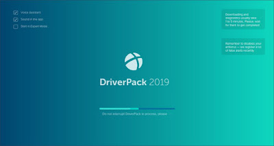 DriverPack Solution Online 17.11.17