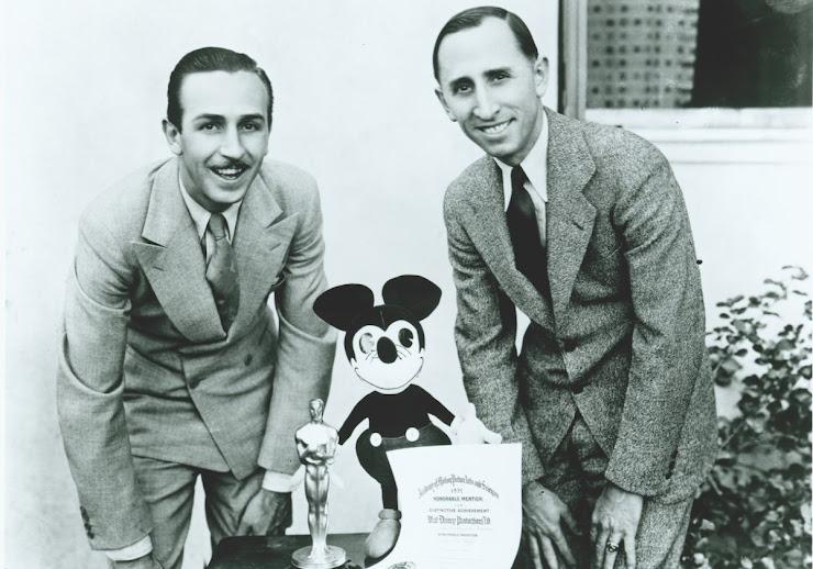 Empresas exitosas que Nacieron en Época de Crisis - Historia de Walt Disney
