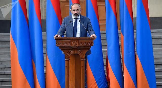 Pashinyan dice que amenazas de Azerbaiyán no tienen futuro