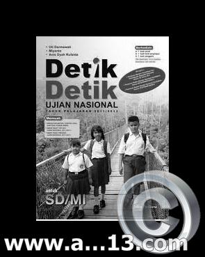 KISI-KISI SOAL UN JENJANG SD/MI MAPEL B.INDONESIA,MATEMATIKA, dan IPA