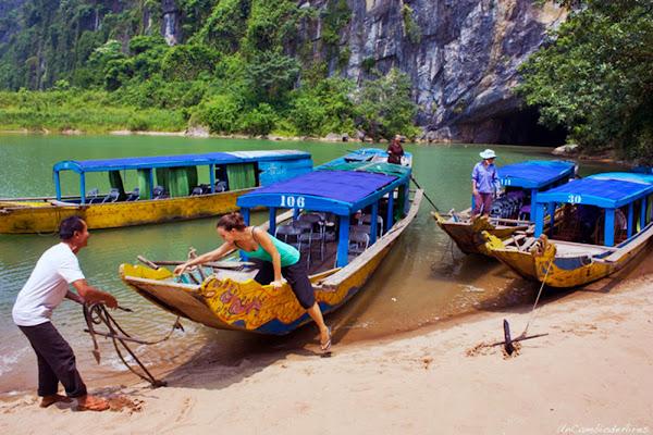 Parque nacional Phong Nha-Ke Bang en Dong Hoi