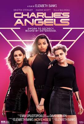 Charlie's Angels 2019 DVD R1 NTSC  Latino