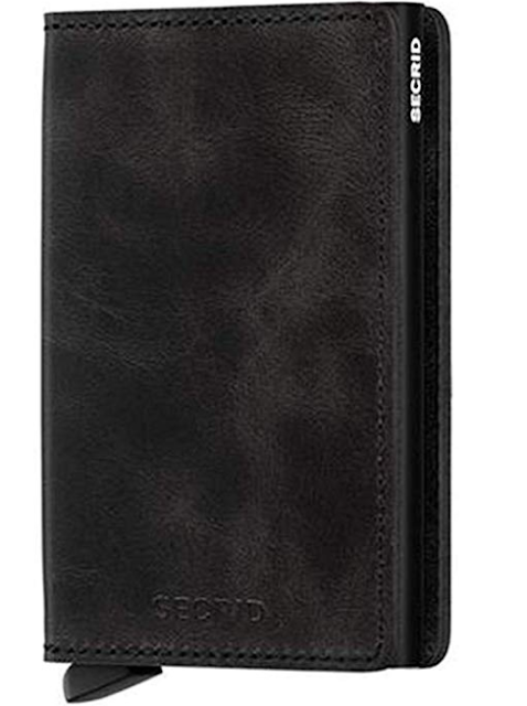 Secrid RFID Leather Wallet